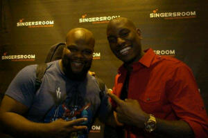 Two talented individuals Tyrese and Leon Timbo
